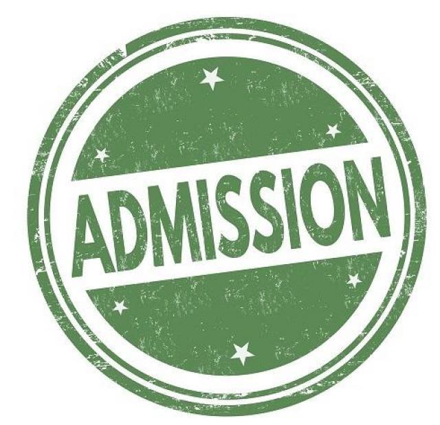 Admission csomag