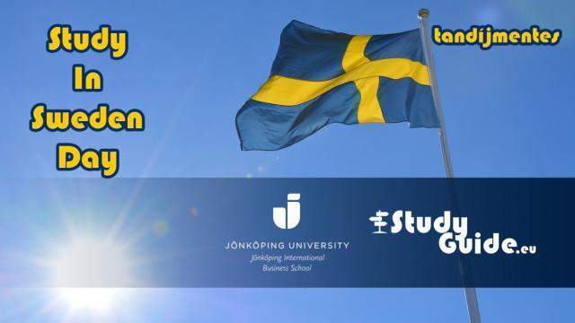 Tanulj Svédországban Hét- A Jönköping University online előadása