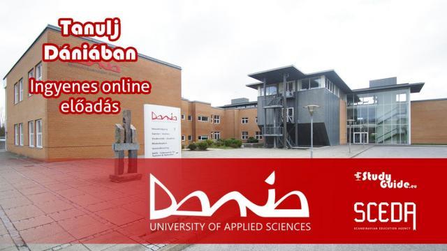 Dania University of Applied Sciences online előadás
