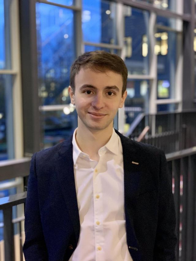 Keresztes Rajmund - Avans Universityof Applied Sciences