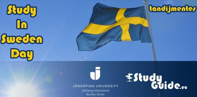 Tanulj Svédországban! - A Jönköping University előadása