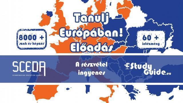 Előadás: Dánia, Hollandia, Svédország, Németország, Belgium és Anglia felsőoktatása - Budapest és Online