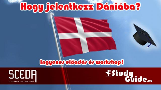 Dánia: Hogyan felvételizz? - workshop