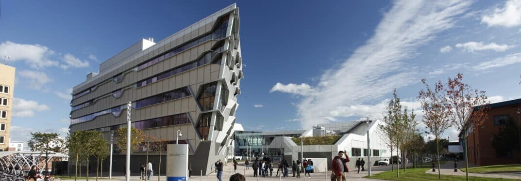 Coventry University, Anglia