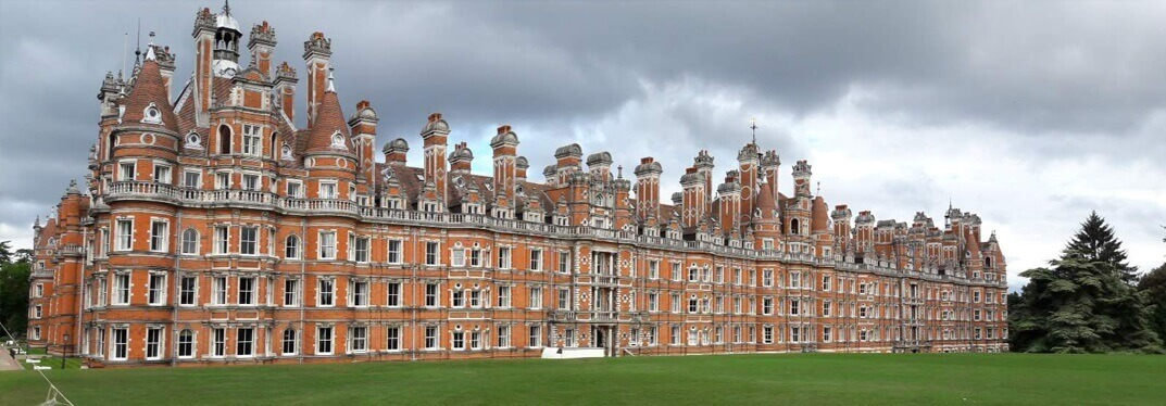 Royal Holloway University of London, Anglia